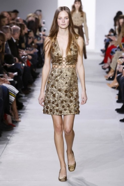 Michael Kors Fashion Show, Ready To Wear Collection Fall Winter 2016 in New York