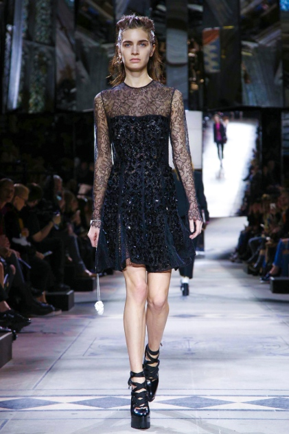 Mulberry Fashion Show, Ready To Wear Collection Fall Winter 2016 in London