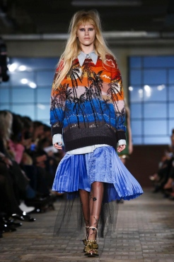 N21 Fashion Show, Ready To Wear Collection Fall Winter 2016 in Milan