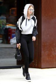 Gigi via Harper's Bazaar