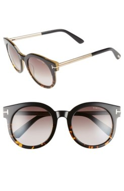Tom Ford Janina 51mm Round